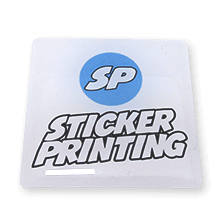 Stickers Gel 3D